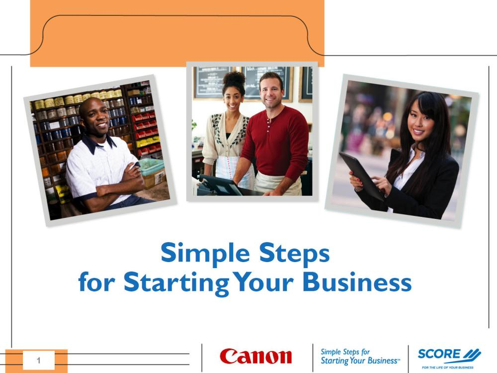 Part 6 of Simple Steps for Starting Your Business: Financing Options and Using Your Business Plan to Procure Financing - video