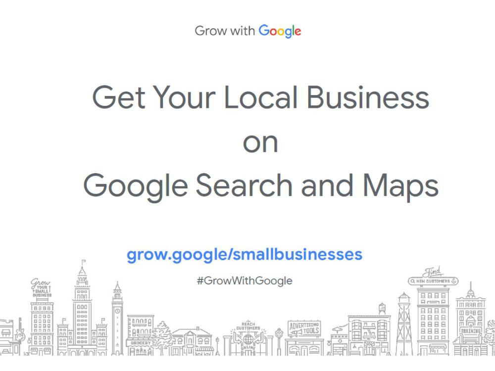 Get Your Local Business on Google Search and Maps - slides