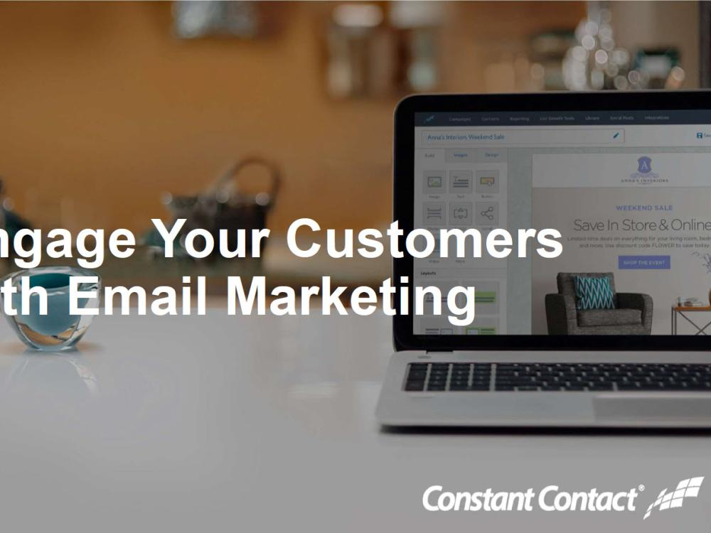 Engage Your Customers with E-Mail Marketing eGuide