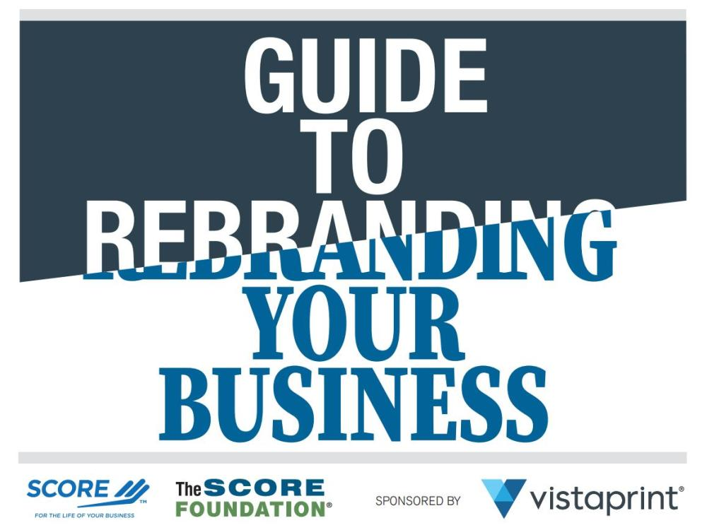 Guide to Rebranding Your Business