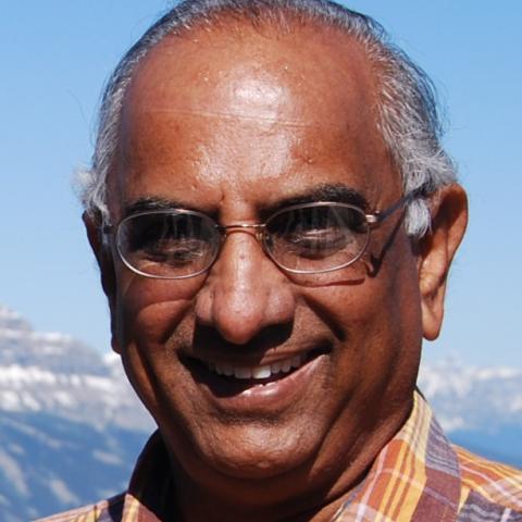 Krishnam P Raju