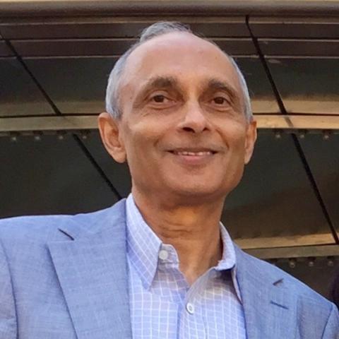 Tapan K Chakrabarty