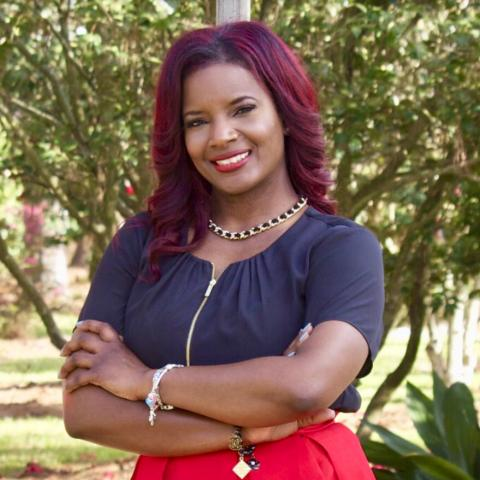 Jeronda Marks (L.E.A.P) Author, Speaker, Consultant and Life & Business Coach