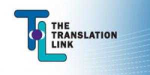 The Translation Link logo