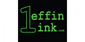One Effin' Ink logo