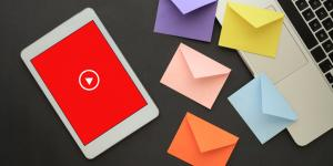 video and email marketing