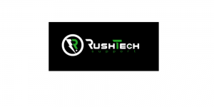 Rush Tech Support Logo