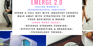 Emerge 2.0 Fueling Women's Entrepreneurial Ambitions