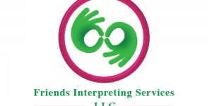 Friends Interpreting Services logo
