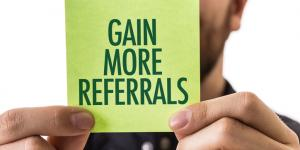 Get more referrals
