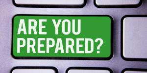 Disaster Preparedness Question - Are you Prepared?