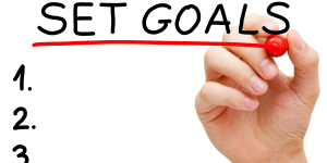 SETTING GOALS THAT WILL CHART YOUR PATH TO BUSINESS SUCCESS