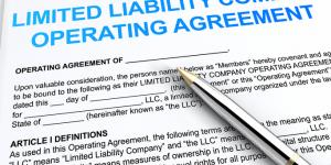 LLC agreement