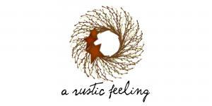 A Rustic Feeling logo