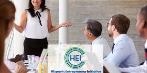 Mesa redonda para emprendedores hispanos