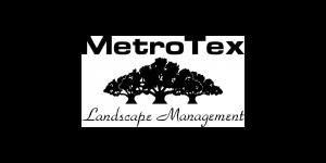 MetroTex Landscape Management logo