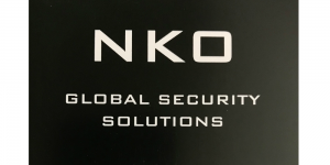NKO Global Security Solutions logo
