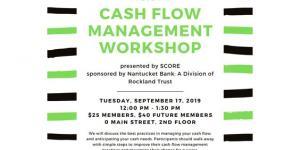 Cash Flow Management Workshop - Nantucket