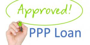 PPP Loan approved