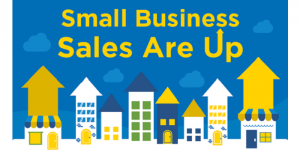 Infographic: Small Business Sales Are Up!