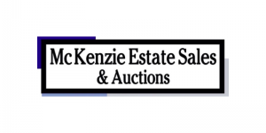 McKenzie Estate Sales & Auctions logo