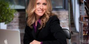Tricia Parker of Tricia Parker Communications Chicago, IL