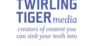 Twirling Tiger Media Logo