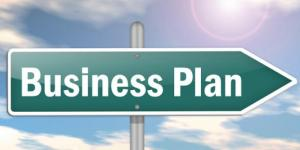 business plan sign