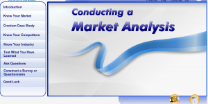 Conducting a Market Analysis