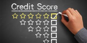 credit score star rating