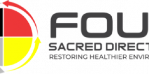 four sacred directions logo