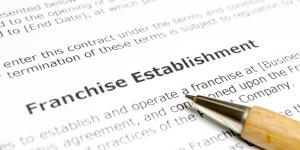 franchise establishment contract
