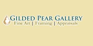 Gilded Pear Logo