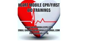 Heart Mobile CPR logo
