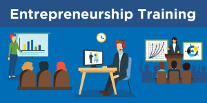 Infographic: Entrepreneurship Training
