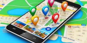 multiple locations on GPS
