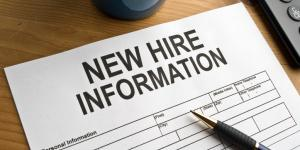 new hire information