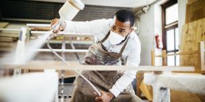 black-carpenter-closing-racial-wealth-gap