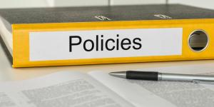 policies notebook