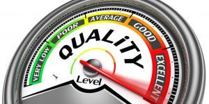 quality level meter