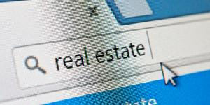 internet search for real estate