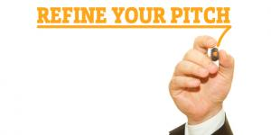 refine your pitch