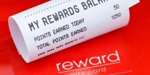 reward loyalty card