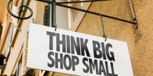 think-big-shop-small-sign