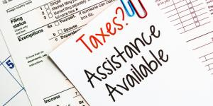 tax assistance available