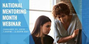 National Mentoring Webinar