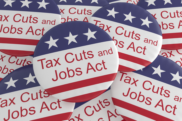 Pass-Through Entities Under the Tax Cuts and Jobs Act