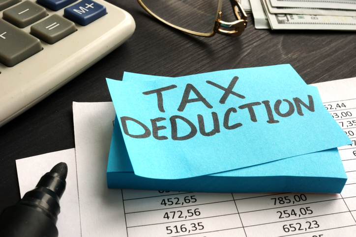 tax deduction