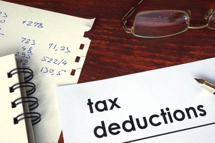 What are the Qualified Business Deductions Under the Tax Cuts and Jobs Act?
