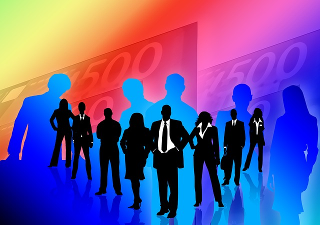 people are integral to change in a business